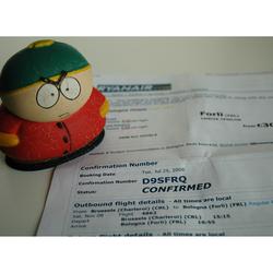 Cartman goes Bologna 01