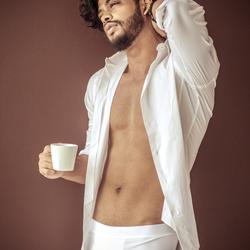 Eerst een kop koffie