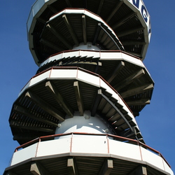Bungy tower