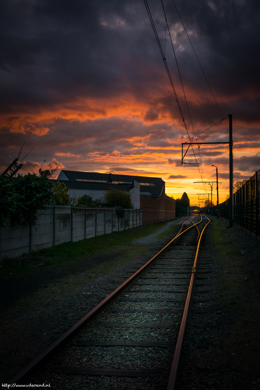 Belgium railway -