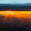 Caribische zonsondergang!