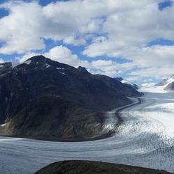 Salmon Glacier (panorama)