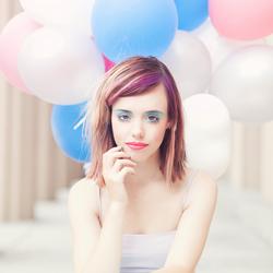 Sugar sweet balloons