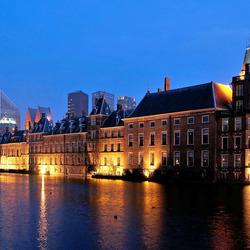 Hofvijver en Binnenhof