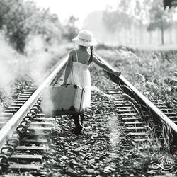 De trein gemist...