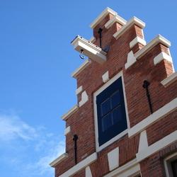 Amsterdam, gevelhuisje