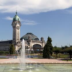 Centraal Station Limoges (F)
