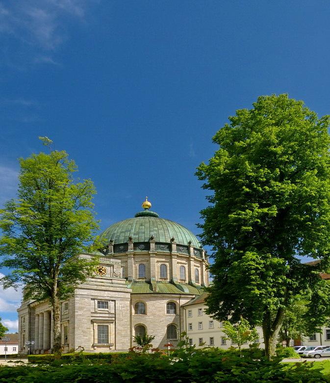 Zwarte woud Duitsland. - In het Zwarte Woud zijn vele mooie steden en dorpen te vinden, St' Blasien bijvoorbeeld zeker een bezoek waard tijdens e