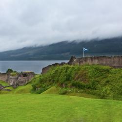 Urqheart Castle, Schotland..