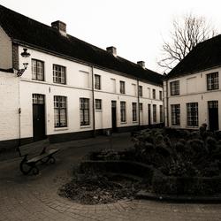 Wevershof in Brugge