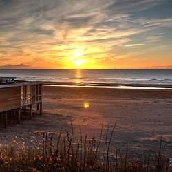 Strand..... Zee..... Heerlijk!