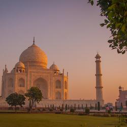 Romantische Taj