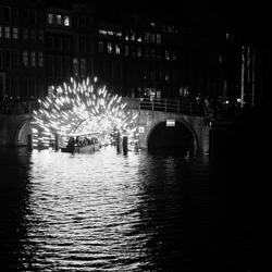 Light in Amsterdam
