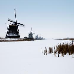 Winterdijk (Kinderdijk)
