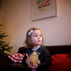 Wachten op de kerstman...