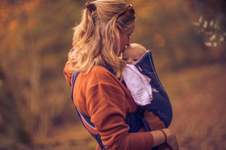 Mijn meisjes - De kleuren zijn op dit moment prachtig! Mooi gebruik gemaakt van de herfst presets van Zoom.nl!