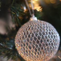 Mijn mooie kerstbal