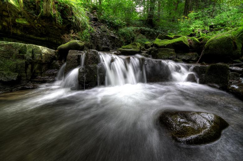 Poledňana Creek