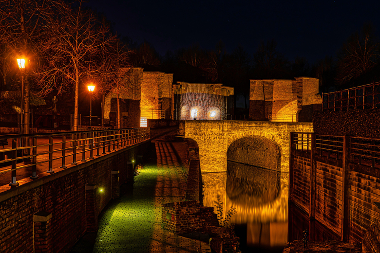 Hulst by Night -