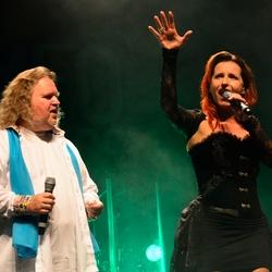 Edeward Reekers en Cindy Oudshoorn