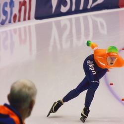 EK schaatsen 3000 m vrouwen Heerenveen