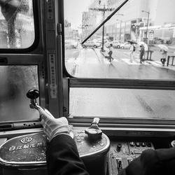 Nagasaki tram