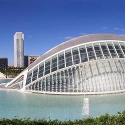 Calatrava panorama