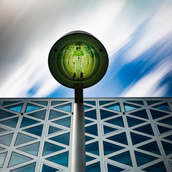 The Green lamp