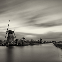 Kinderdijk | the old days