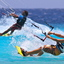Kitesurfing in Bonaire
