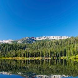 Mammoth Lake Californië.