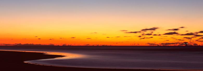 velvet beach - aan de Amelandse noordkust<br /> Fuji G617<br /> Fuji Velvia ISO 50