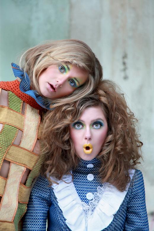 Leonie Huijbers Modepopjes © MUPH - Fotoshoot op locatie, genaamd modepopjes.