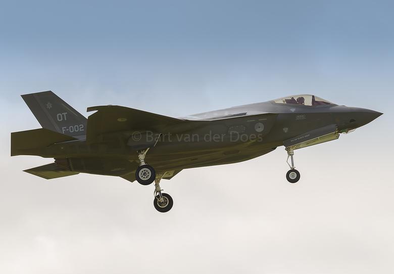 F-35A's - F-002 323 SQN 'OT' - F-35A's - F-002 323 SQN 'OT'