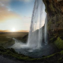 Seljalandsfoss - IJsland