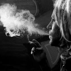 smoking roses