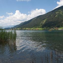 Weissensee, Oostenrijk