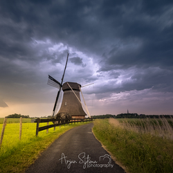 langstrekkend onweer