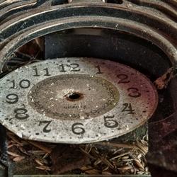 De tijd staat stil...