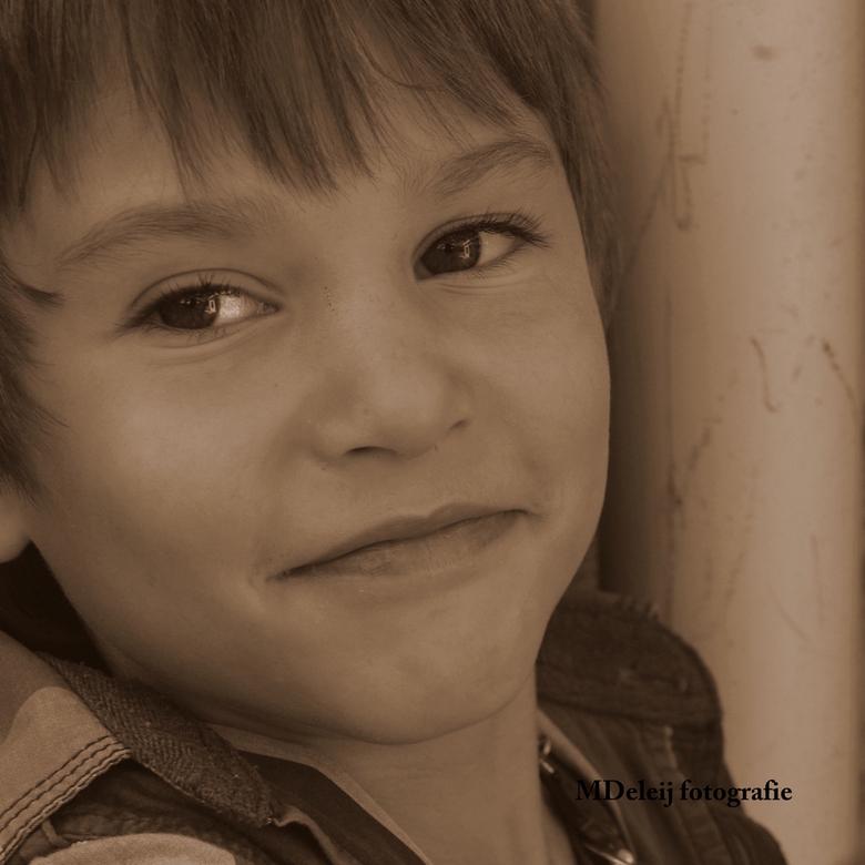 Jochem. - Foto gemaakt in september 2012, van mijn neefje.