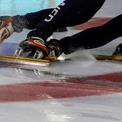 Close skating Shorttrack