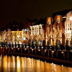 Winteravond in Breda