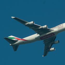 Emirates Sky Cargo 747
