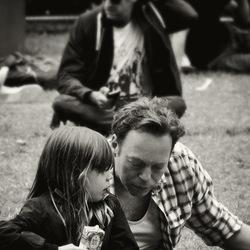 Vader & dochtertje