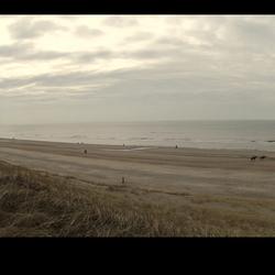 strand Noordwijk Panorama