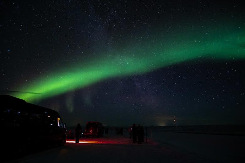 Aurora hunters - Jagen op het Noorderlicht in Fins Lapland