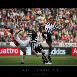 Ajax - Heracles 3-0