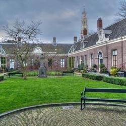 Teylers Hofje Haarlem