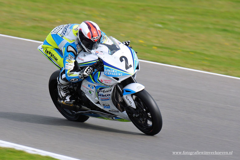 British Superbikes Assen - Honda
