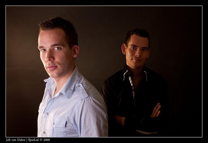 Boy en Jeroen @ Sjoed.nl